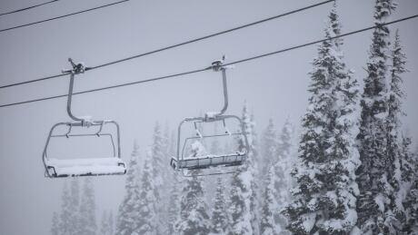 Fall storms dump snow on B.C. ski hills