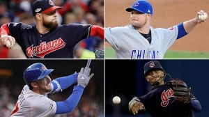Historic Cubs-Cleveland World Series is 'big for baseball'