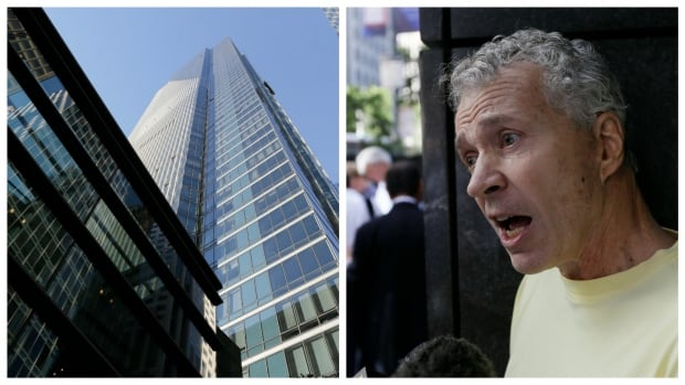 Millennium Tower and resident Jerry Dodson