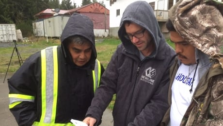 Leviathan II survivors' special thank you takes shape in Ahousaht