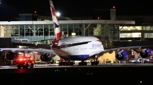 British Airways emergency landing sends 25 to hospital in Vancouver for smoke inhalation