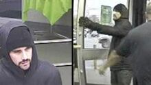 TD robbery suspect