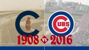 How things have changed since Cubs won the World Series