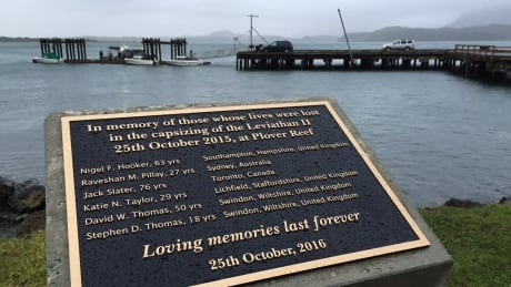 Tofino remembers whale-watching tragedy one year later