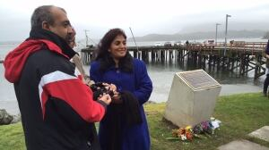 Emotional ceremony marks anniversary of Tofino whale-watching tragedy