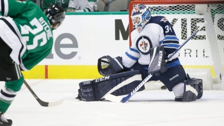 Stars Hand Slumping Jets 4th Loss In 5 Games