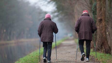 Walking can reduce memory loss in seniors, study