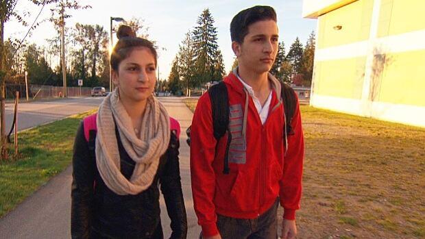 Heveen and Shergo Kurdi