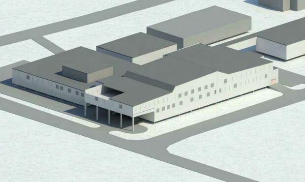 Qikiqtani Correctional Healing Centre Iqaluit jail prison Oct 26 2016