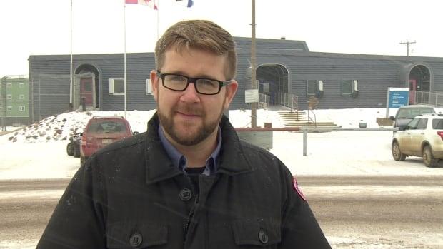 Chris Stewart Government of Nunavut Corrections