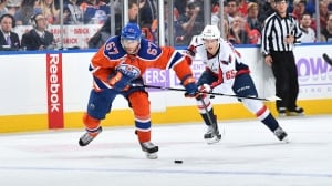 Oilers continue torrid start with win over Capitals