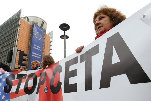 Belgian PM announces deal on Ceta