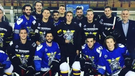 Justin Bieber Manchester Storm