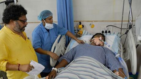 Nurses' scrubs often contaminated with antibiotic-resistant bugs
