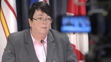 Cathy Bennett fiscal update fall