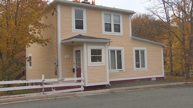 666 house on Southside Road in St. John's