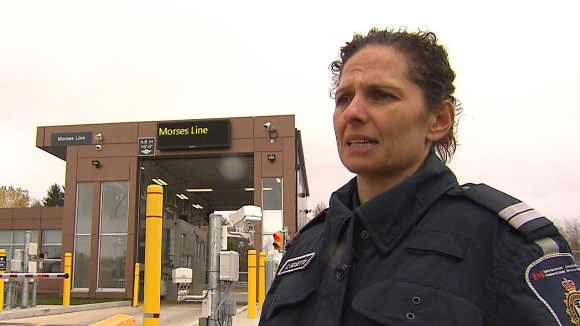 Cameras Replace Border Guards At Small Quebec Crossing
