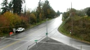 Police searching for border jumper near Aldergrove crossing