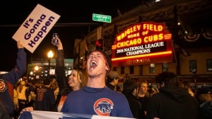 Wrigley Field the star as World Series shifts to Chicago