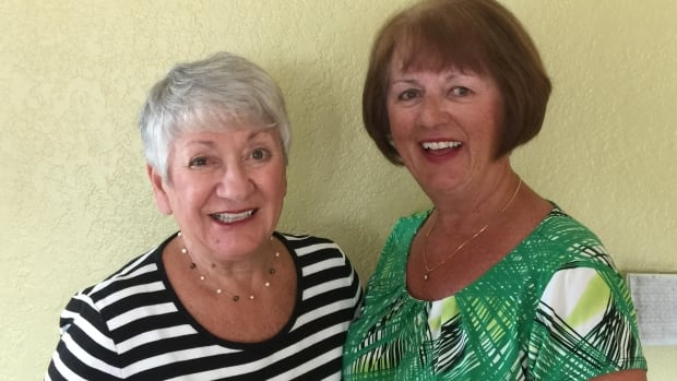 betty wilsack and margaret renouf pension