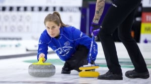 Sweden's Hasselborg remains unbeaten at WFG Masters curling