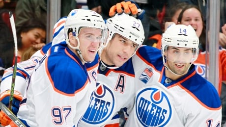 Oilers Streak Continues With 5th Straight Win (video)