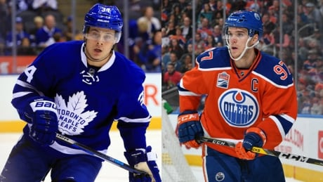 Matthews Vs. McDavid: Will This Be The NHL's Next Great Rivalry?
