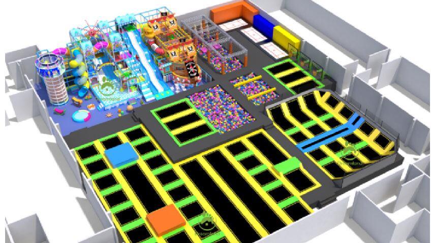 Trampoline Park Business Plan
