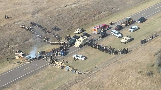 Clergy Join Dakota Access Pipeline Protesters for Ceremony