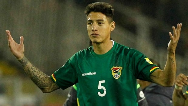 Fifa Strips Bolivia Of World Cup Qualifying Points Cbc