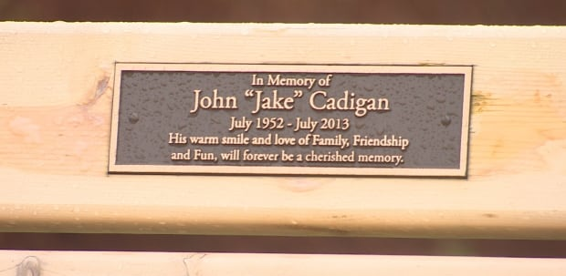Name Plaques Torn From Memorial Benches At Quidi Vidi Lake