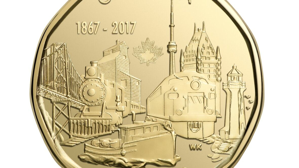 Royal Canadian Mint Unveils Its 2017 Canada 150