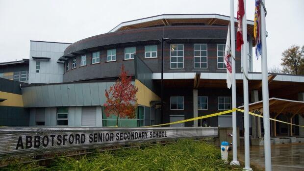 Abbotsford Senior Secondary Weds Nov 2