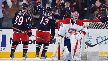 Habs Leave Montoya To Suffer Through 10-0 Humiliation
