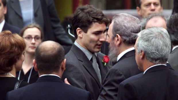Cuba Trudeau