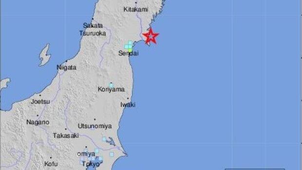 Magnitude 6.2 natural disaster strikes off coast of Japan