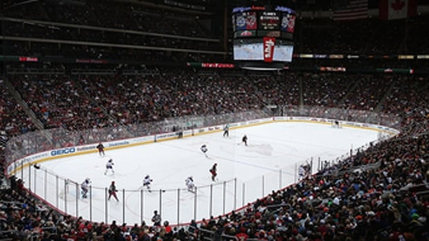 Coyotes Announce 16 000 Seat Arena Plan For Tempe Ariz