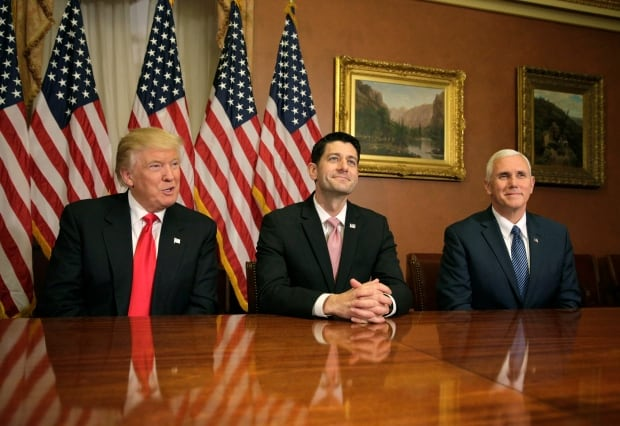 Image result for Trump meeting with Congress on 11.15.16