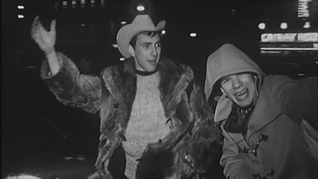 image of ottawa fans celebrate 1968 grey cup win
