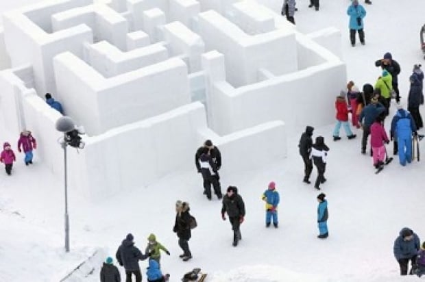 Winterlude 2017 countdown 5 new events at this year 39 s festival ottawa cbc news - Saint de glace 2018 ...