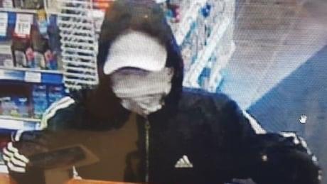 Knifepoint robbery Windsor