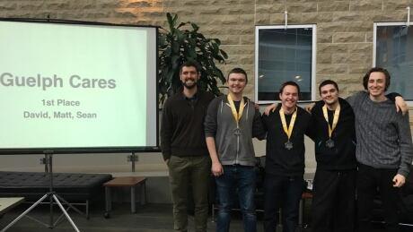 University of Guelph hackathon