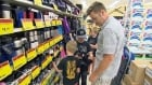 Back-to-school supply costs climb