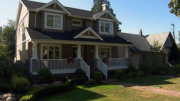 Canadian home prices rise