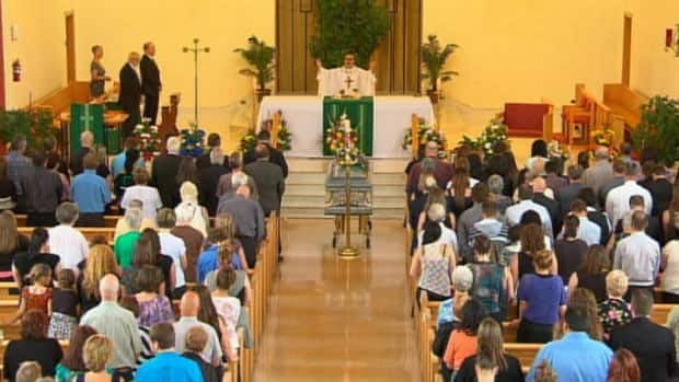 Funeral held for Barthe brothers