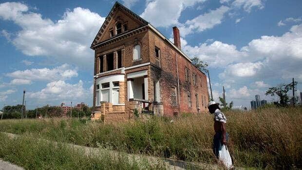Lots at stake in Detroit