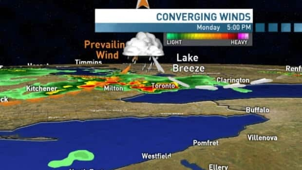More storms headed for Toronto