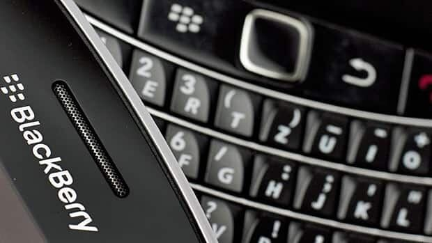 BlackBerry faces investors