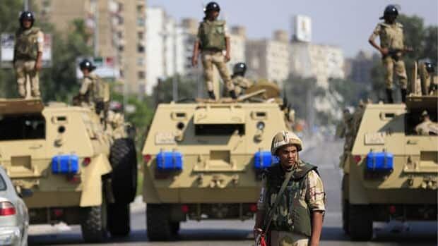 Egypt's power shift