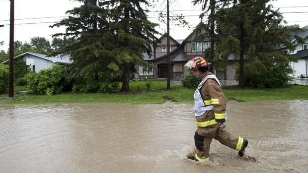 'Flood zone development was a mistake'